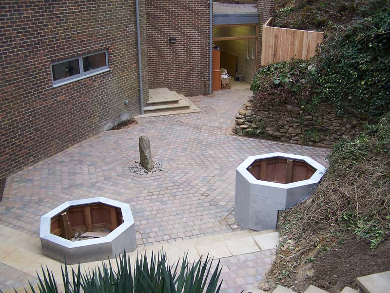 Andrews Landscaping | Construction Projects | Guildford